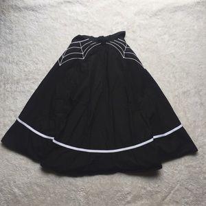 Hell Bunny Miss Muffet 1950's Skirt